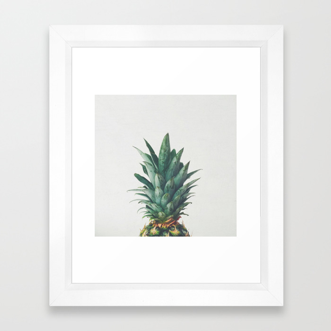 Food Framed Art Prints Society6