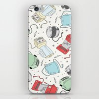 Breakfast Appliances iPhone & iPod Skin