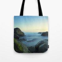 Milky Ocean II Tote Bag