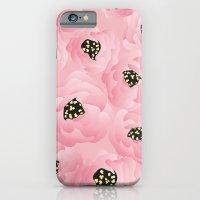 Lisianthus iPhone 6 Slim Case