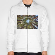 What's left unsaid, says it all! Hoody