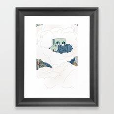 Riots Framed Art Print