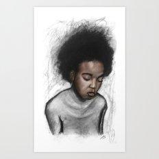 Closed Art Print