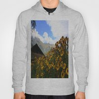 Daisies And Alps Hoody