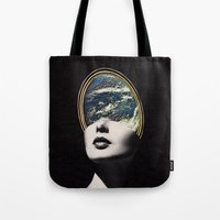 World In Your Mind Tote Bag