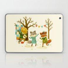 Critters: Spring Dancing Laptop & iPad Skin