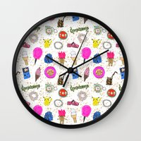 Growing Up in the 90s Wall Clock