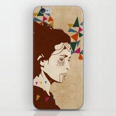 Sóley iPhone & iPod Skin