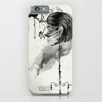 Find me into myself iPhone 6 Slim Case