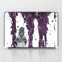 How Do You Remember Me? iPad Case