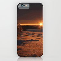 Sunrise Sets iPhone 6 Slim Case