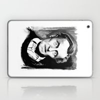 Keep Away From The Skull… Laptop & iPad Skin