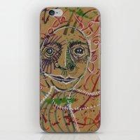 Color spirit iPhone & iPod Skin