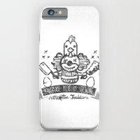 Crazy Clown iPhone 6 Slim Case