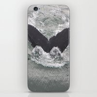 Butterfly of the Ocean iPhone & iPod Skin