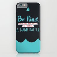 Be Kind iPhone 6 Slim Case