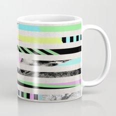 Crazy Lines - Pop Art, Geometric, Abstract Style Mug