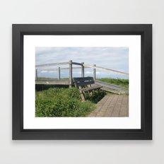 MuttonBird 1 Framed Art Print