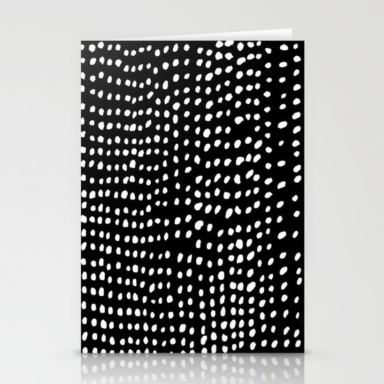 Dots Stationery Card