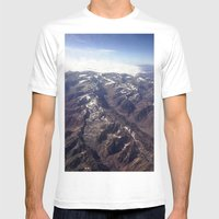 Beyond Andes Mens Fitted Tee White SMALL