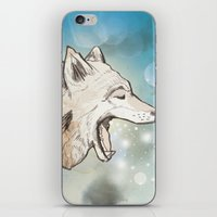 Scattered iPhone & iPod Skin