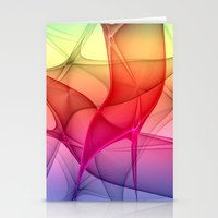 Color Flash Stationery Cards