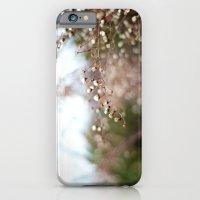 Winter Aster II iPhone 6 Slim Case
