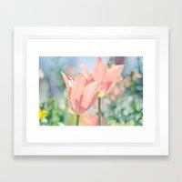 World Of Colors Framed Art Print