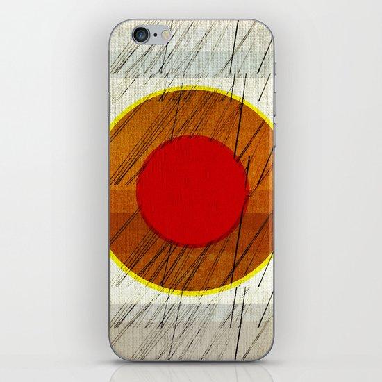 Sun Shower iPhone & iPod Skin