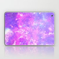 Pink Galaxy Laptop & iPad Skin