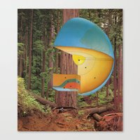 Consequence Canvas Print