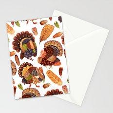 Turkey Gobblers Stationery Cards