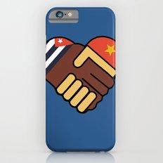 Hands Of Friendship iPhone 6s Slim Case