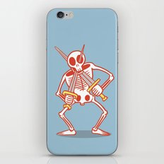 Jack of Spades iPhone & iPod Skin