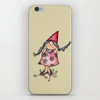 Gnomes iPhone & iPod Skin