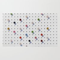 Pin Points Rug