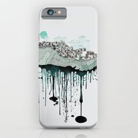 iPhone & iPod Case featuring Don't let it go to waste by YONIL