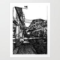 LX Factory 3 Art Print