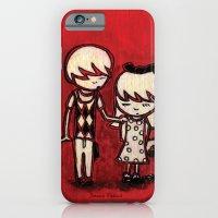 Timothy & April iPhone 6 Slim Case