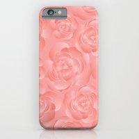Peonies iPhone 6 Slim Case