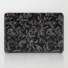 Wolf Pack Pattern iPad Case