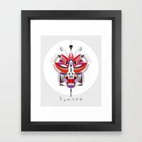 FOX-2 Framed Art Print