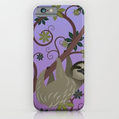 Sloth in a Tree iPhone 6 Slim Case