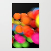 Motion Part 4 Canvas Print