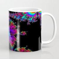 Rainbow Spiral Mug