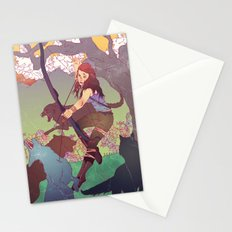 A Survivor is Born Stationery Cards