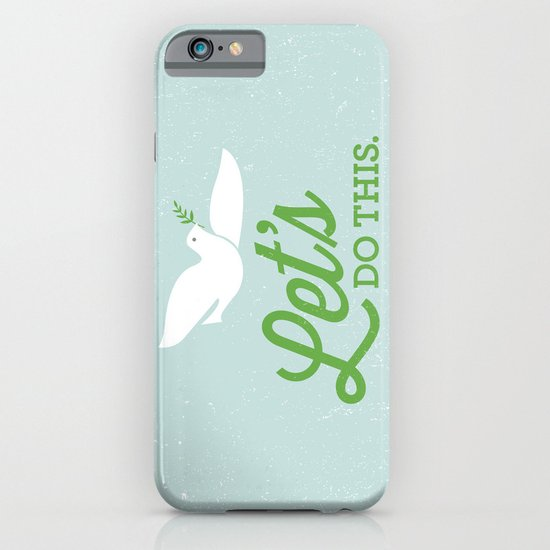 Let's Do This. iPhone & iPod Case
