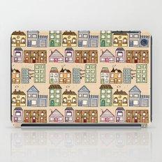 Houses iPad Case