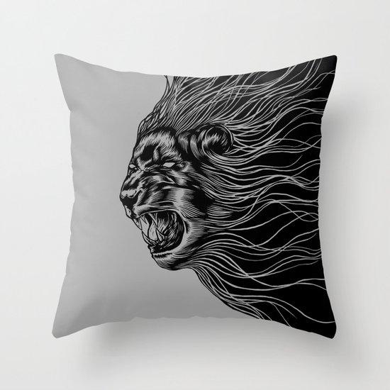 Furious2 Throw Pillow