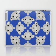 Sheep Circle - 3 Laptop & iPad Skin